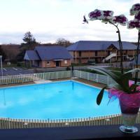 Studio avec piscine aux portes d'Honfleur