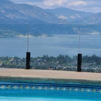 Stunning Lake & Mountain View Room Accommodation