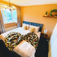Willow Spacious Relaxing Stay Canterbury- FREE PARKING