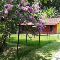 Suítes Saco do céu Ilha Grande, hotel in Angra dos Reis