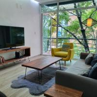 Exclusive Apartment in the heart of Mexico city.