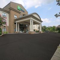 Holiday Inn Express Troutville-Roanoke North, an IHG Hotel, hotel in Troutville
