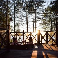 Puruvesi Holiday Villas, Kalliohovi