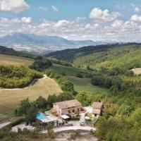 Selvicolle Country House, hotell i Crispiero