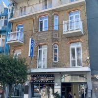 Artiste Hotel, hôtel à La Panne