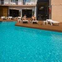 Hotel Lauria, отель в Таррагоне