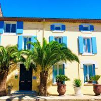 Maison des Palmiers, hotel in Bize-Minervois