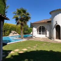 Villa à Valbonne - piscine confort et charme
