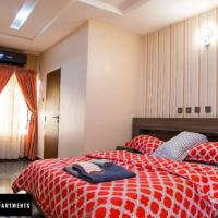 Mace 3 bedroom Apartment lifecamp, hotel in Abuja