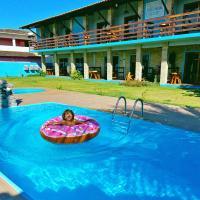 Pousada Manga Azul, hôtel à Barra de Camaratuba