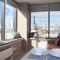 Угловой апартамент Radius с панорамным видом