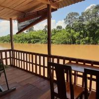 Green Bamboo Lodge Resort, hotel in Cat Tien