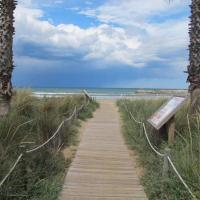 Casa completa a 5 min de la playa caminando