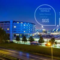 Radisson Blu Hotel, Hamburg Airport, hotel ad Amburgo