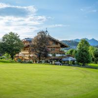 Rasmushof - Hotel Kitzbühel, hotel in Kitzbühel