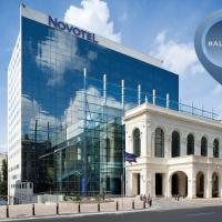 Novotel Bucharest City Centre, מלון בבוקרשט