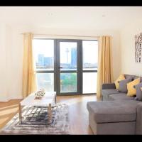 Stylish Liverpool Apartment Sleeps 8, City Centre