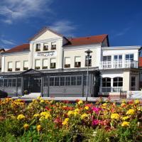 Hotel Bleske im Spreewald, отель в городе Бург