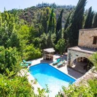 Villa Mylos, hotel in Miliou