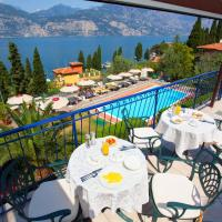 Hotel Capri, hotell i Malcesine