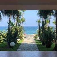 Moriani-Plage : Résidence en bord de mer