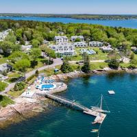Spruce Point Inn Resort and Spa, hotel in Boothbay Harbor