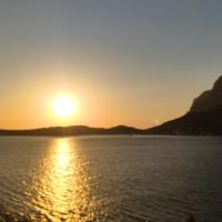 Melina's Sunset