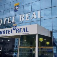 Hotel Real, hotel em Cabo Frio