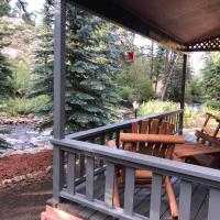 Riverfront Mountain Cottage Retreat