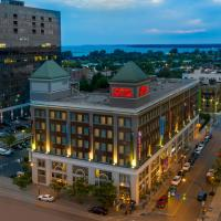 Hampton Inn & Suites Buffalo/Downtown, hotel in Buffalo