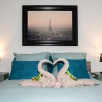 """La Clé des Expos """"In Paris"""" 2, hotel in Arcueil"""