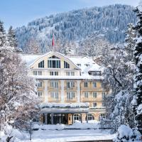 Le Grand Bellevue, Hotel in Gstaad