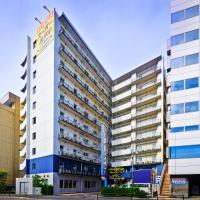 Super Hotel Saitama Omiya West, hotel in Omiya
