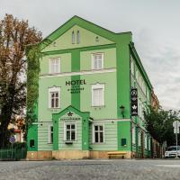 Hotel U Valdické brány, hotel in Jičín