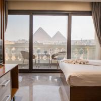 New Pyramids Eyes Hotel, Hotel in Kairo