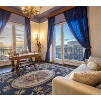 Alghero, Liberty Penthouse classic luxury in a context of maximum prestige