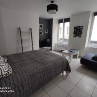 Appartement Cherbourg centre avec NETFLIX et WIFI