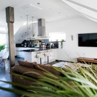 Modern Loft/Apartment near Bonn DTAG/DHL/UN