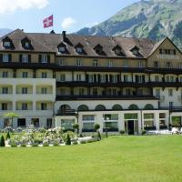 Belle Epoque Hotel Victoria, hotel in Kandersteg