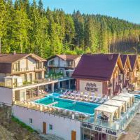 Karpatski Hotel & Spa, hotel in Bukovel