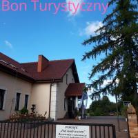 Pensjonat Agroturystyczny Pod Modrzewiem – hotel w mieście Florczaki