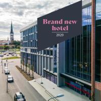 Citybox Tallinn, отель в Таллине