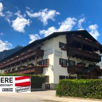 Hotel Krone Tirol, Hotel in Reutte