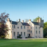 Myres Castle, hotel in Auchtermuchty