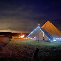 Anna-May Luxury Tent - Two Doubles