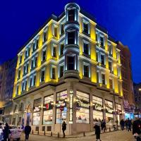 Meserret Palace Hotel - Special Category, hotel in Istanbul