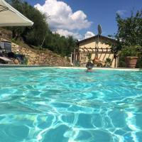 CASA DELLA LUCE private pool