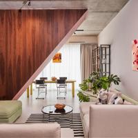 New beautiful design studio in Amsterdam West