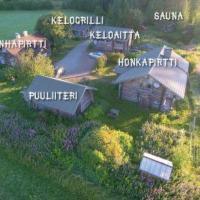 Holiday Home Pykälä - log village