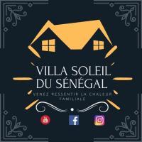 Villa soleil du Sénégal